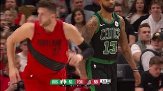 3rd Quarter, One Box Video: Portland Trail Blazers vs. Boston Celtics