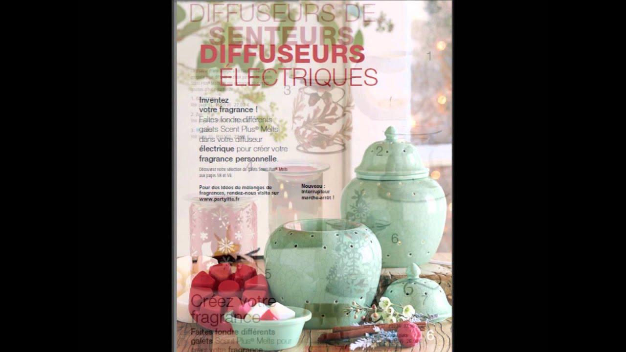 catalogue partylite 2012