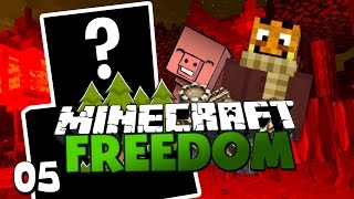 DER NÄCHSTE YOUTUBER WIRD GEKLONT! ✪ Minecraft FREEDOM #05