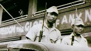 Indonesian War of Independence, 1945