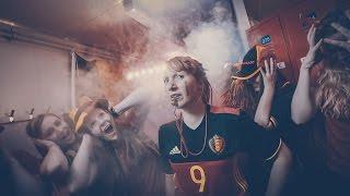 België voetbal liedjes