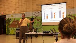 Pat Zohn of the Cleveland school district discusses the construction funding dispute with the state