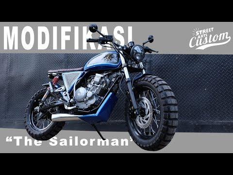 Modifikasi - The Sailorman 225 - tracker