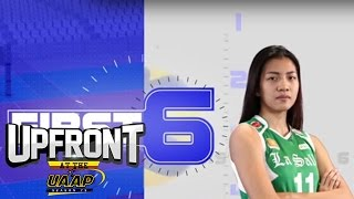 Kim Dy | First 6 | Upfront at the UAAP