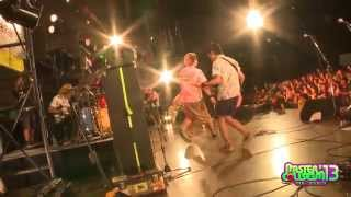 2013年9月21日(土)22日(日)の2DAYS、大阪城野外音楽堂で開催された...