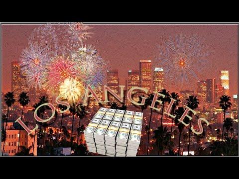 Saving Money on Fireworks in Los Angeles
