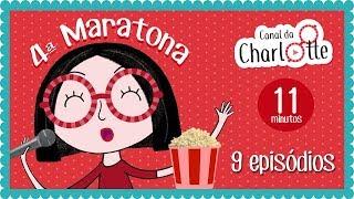 Baixar 4ª Maratona da Charlotte - 9 músicas| Canal da Charlotte