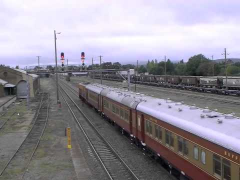 Goulburn Day Out -Trains on the Main South