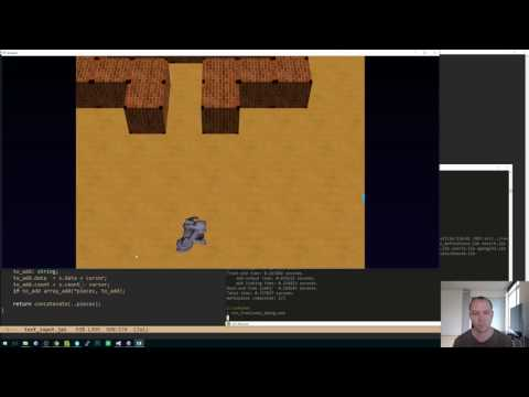 Game Engine Programming: Drop-Down Console, part 3