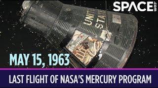 OTD in Space – May 15: Last Flight of NASA