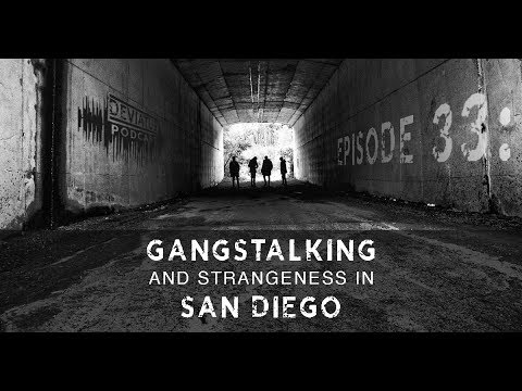 33 Gangstalking and Strangeness in San Diego