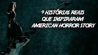 9 Histórias Reais que inspiraram American Horror Story