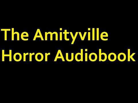 Amityville horror audiobook