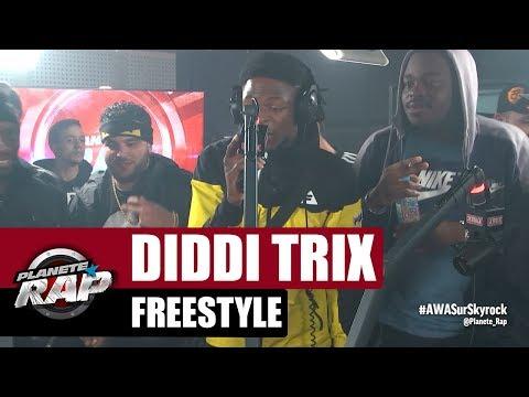 Diddi Trix - Freestyle #PlanèteRap