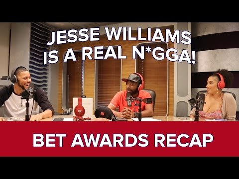 Jesse Williams Is A Real N*gga!  | The 85 South Show Awards