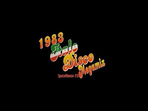 1983 Italo Disco Megamix (By SpaceMouse) [2017]
