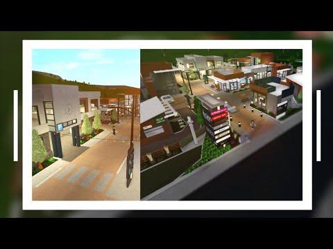 700k 1m Shopping Center Parking Garage Outdoor Shopping Mall Speedbuild Part 2 Bloxburg Roblox Youtube