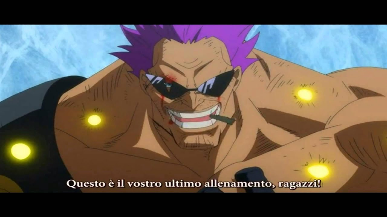 One Piece Morte Di Zephyr Z Youtube