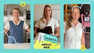 Molly Baz gets Up With theSkimm