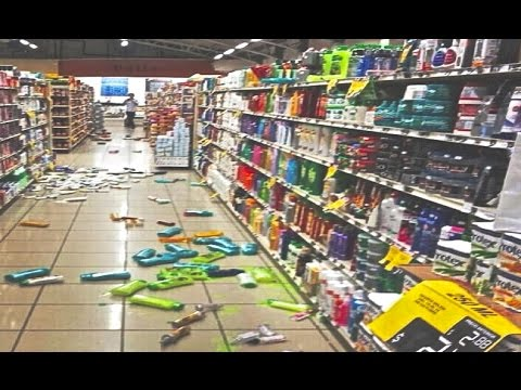 7.4 Terremoto Earthquake Hits El Salvador Honduras Costa Rica Nicaragua - Temblor Tierra 2014