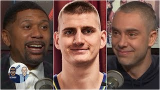 Jalen and Jacoby react to Nikola Jokic losing 25 lbs