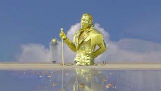 SuperRare X Mercury Phoenix Trust - Freddie Mercury NFT (Chad Knight Artwork)