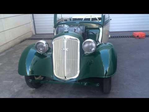 Restauración DKW F8 - Parte 3