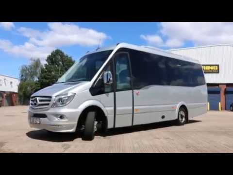 Hire Our Luxury 20 Seater Minibus With Driver