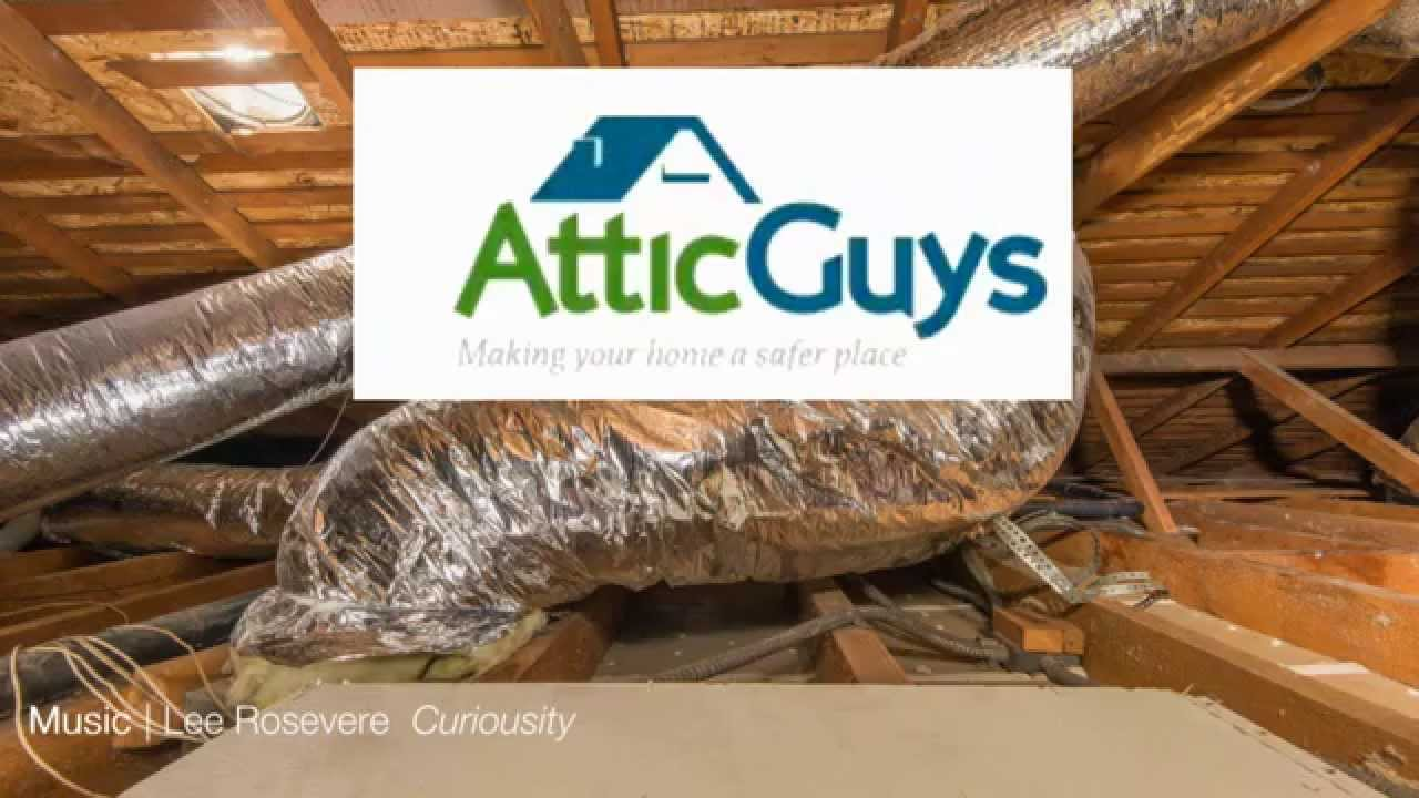 Attic insulation removal and attic cleaning youtube attic insulation removal and attic cleaning solutioingenieria Choice Image