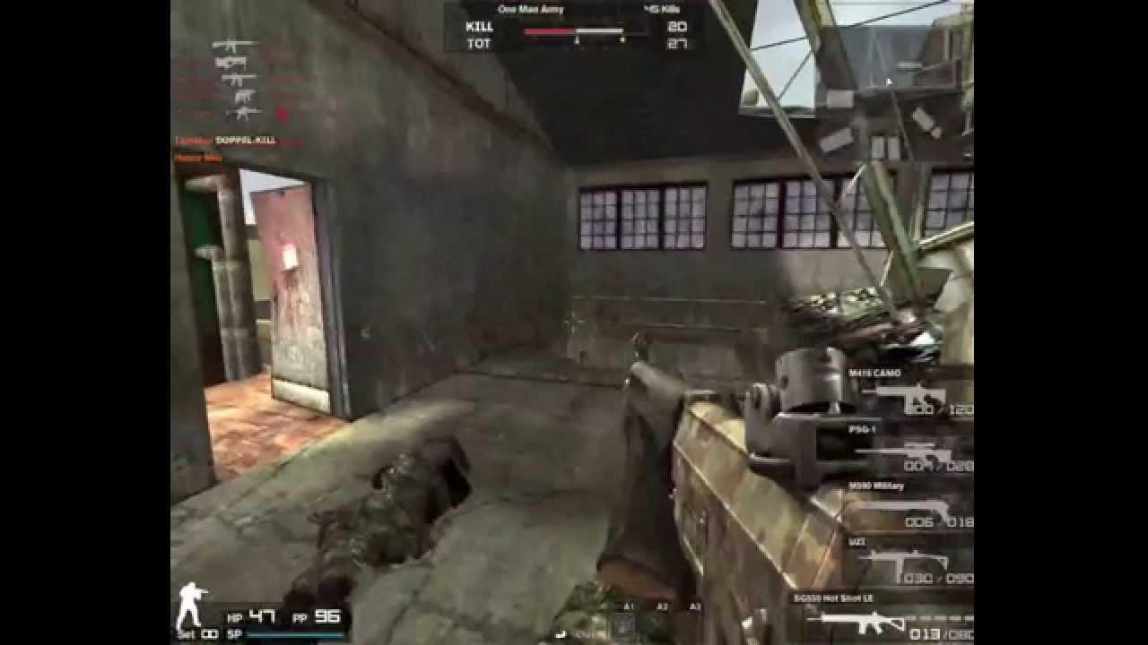 combat arms deutsch