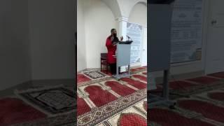 Imam Tariq-Khutbab@Henry County Islamic Center 5_19_2017