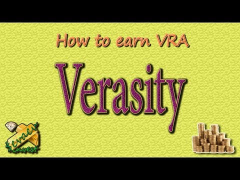 Verasity / How Viewers Can Earn VRAB