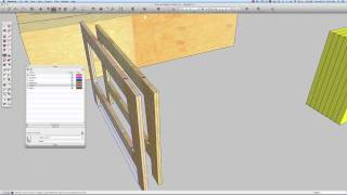 Building A Mobile Woodshop (part 5) The Blocking Method For Design.