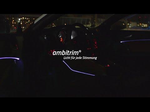 Ambitrim Ambientebeleuchtung - Licht Für Jede Stimmung