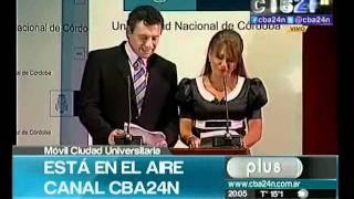 nuevo canal de noticias cba24n unc srt