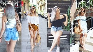 EUROPE TRIP OUTFIT DIARIES | comfortable and stylish vacation outfits