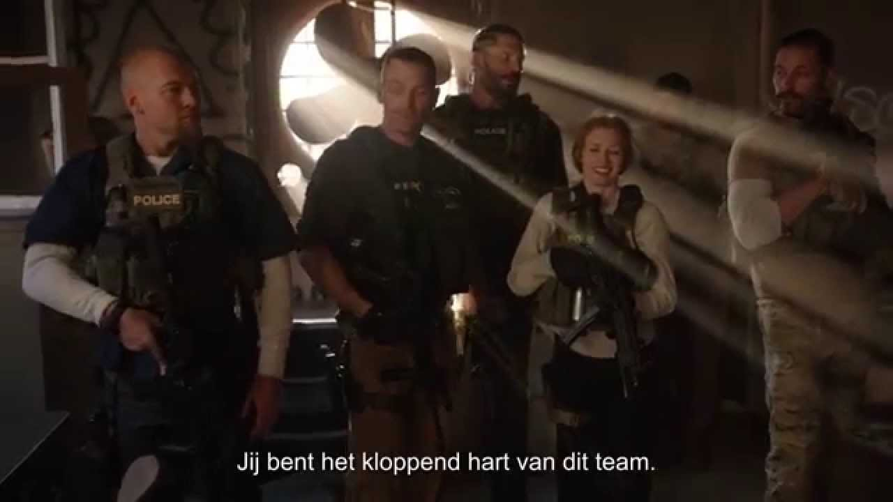 Official trailer Sabotage (NL subs)
