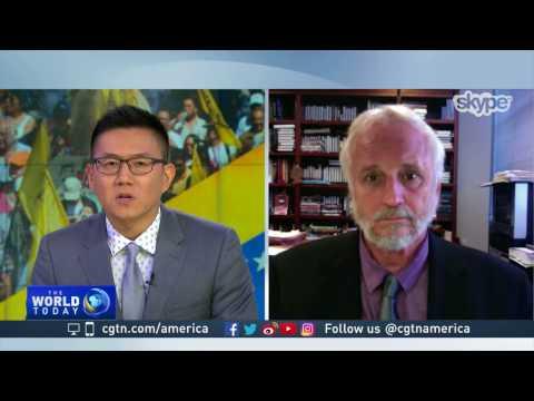 Miguel Tinker Salas on Venezuela's political crisis