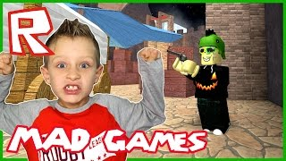 This Pesky Little Punk / Roblox MAD Games