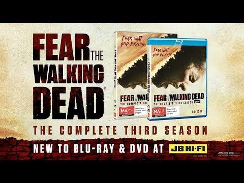 FEAR THE WALKING DEAD Season 3   On Blu-ray & DVD