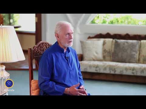 Guided Meditation on Expanding Your Consciousness with Nayaswami Jyotish Novak