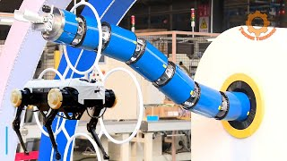Робот-змея, робот-тренер и другие удивительные роботы из Китая