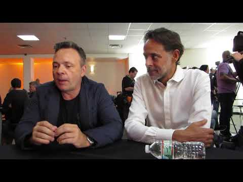 NYCC 2017: Gotham Executive Producer Danny Cannon and Alexander Siddig