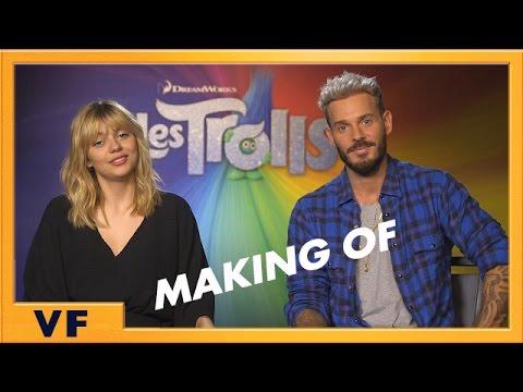 Les Trolls - Making Of avec Louane et M. Pokora [Officiel] HD