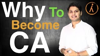 WHY TO BECOME CA ? | Crack CA | CHARTERED ACCOUNTANT | ICAI | Power of Study