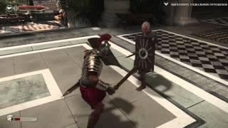 Ryse: Son of Rome часть 1 кровь и песок