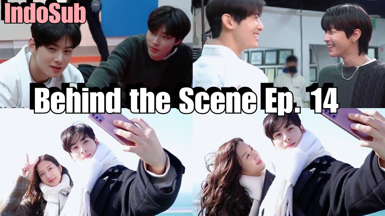 Download [IndoSub] Behind the Scene 'True Beauty' Ep. 14