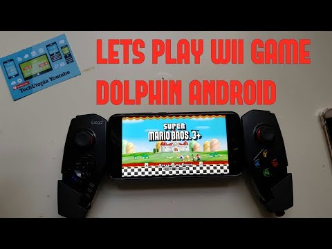 Super Mario Bros 3+ Wii Gameplay on Android smartphone/Dolphin Emulator/Custom Wii Games Mods