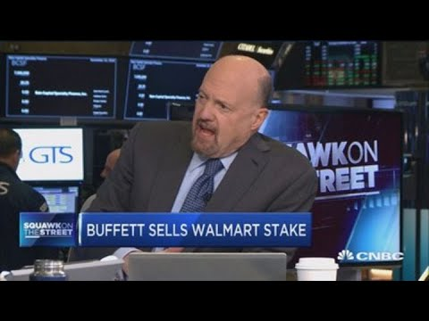 If Walmart, Cisco, Apple goes down, it's a pure bear market, says Jim Cramer