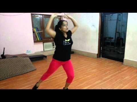 Man basiyo saawariyo  freestyle routine